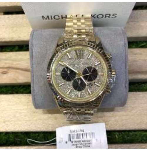 13870988955e Michael Kors MK 8494 Lexington Chronograph Men s Watch (Imported)