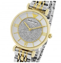 Emporio Armani AR2076 Ladies Watch - Exclusive