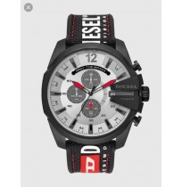 Diesel Analog Silver Dial Men's Watch