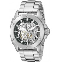 FOSSIL ME 3081 MODERN MACHINE AUTOMATIC STAINLESS STEEL MEN'S WATCH