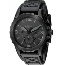 FOSSIL Nate JR1510 Black Dial Men's Chronograph Watch LIMITED EDITION