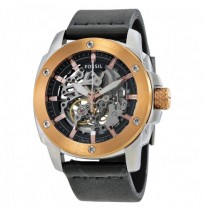 FOSSIL Modern Machine Automatic Skeleton Dial Men's Watch ME 3082