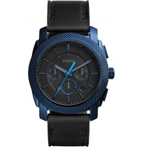 FOSSIL Machine Chronograph Black Dial Men's Watch Item No. FS5361