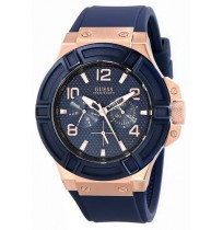 Imported Guess Rigor Men's Watch (W0247G3)
