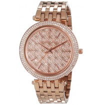 Michael Kors Darcy Rose gold colour Ladies Watch MK3399 NEW