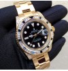 Rolex GMT-Master II Diamond Gold Tone Dial Unisex Watch