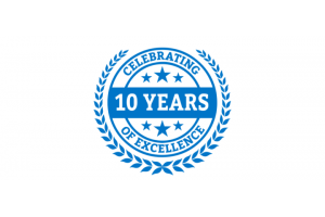 10 YEARS SUCCESS 1