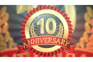 10 YEARS SUCCESS