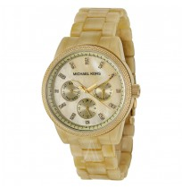 MICHAEL KORS 5039 Jet Set Horn Ladies Watch