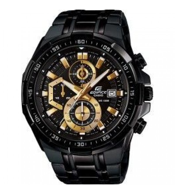 Imported Casio Edifice Wrist Watch- Efr-539bk-1avudf (ex187)