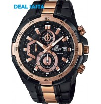 Imported Casio Edifice 539bkg Watch For Men