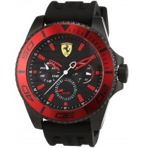 IMPORTED SCUDERIA FERRARI XCKERS MEN'S WATCH