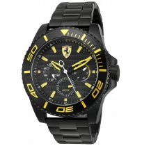 Imported Ferrari Men's 'XX Kers' Quartz Stainless Steel Casual Watch (Model: 0830309)