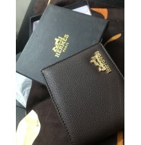Imported Hermes Men's Brown Wallet Limited Edition