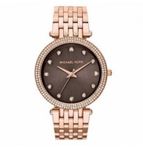 Imported Michael Kors MK 3217 Women's Darci Rose Gold Glitz Bracelet Watch