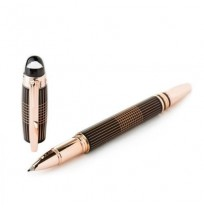 New Imported Rare Vintage Look Rubber Black Ball Pen exclusive Writing Instrument