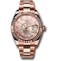 Imported Rolex Oyster Perpetual Sky-Dweller Mens Watch