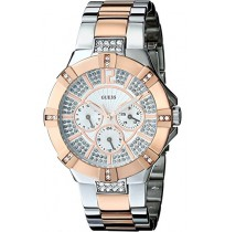 New boxed GUESS VISTA W0024L1 chronograph ANALOG WOMEN'S WATCH/60% off