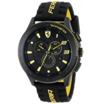 Ferrari Men's 0830139 Scuderia Stainless Steel Watch By Deal Sasta