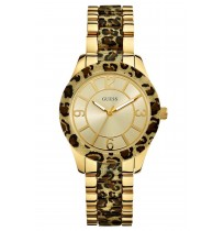 Guess Analog Watch For Women -W0014L2